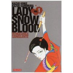 Acheter Lady Snowblood sur Amazon
