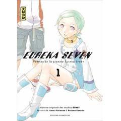 Acheter Eureka Seven sur Amazon