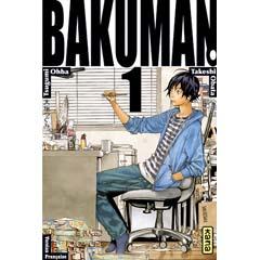 Acheter Bakuman sur Amazon