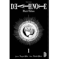 Acheter Death Note - Black Edition sur Amazon