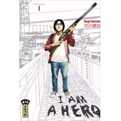 Acheter I am a Hero sur Amazon