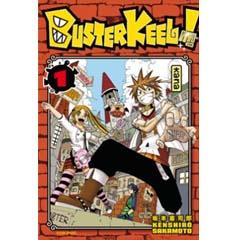 Acheter Buster Keel sur Amazon