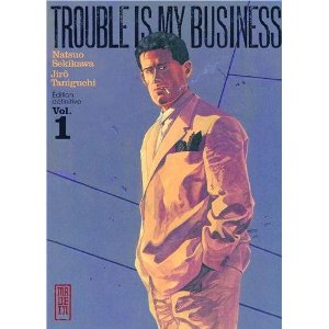Acheter Trouble is my Business sur Amazon