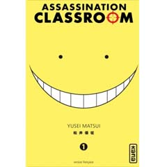Acheter Assassination Classroom sur Amazon