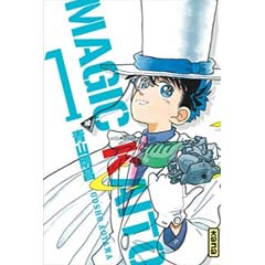 Acheter Magic Kaito sur Amazon