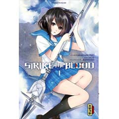 Acheter Strike the Blood sur Amazon