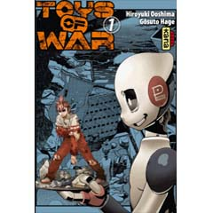 Acheter Toys of War sur Amazon