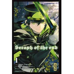 Acheter Seraph of the end sur Amazon
