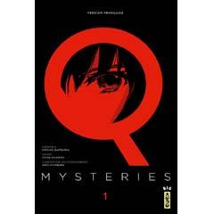 Acheter Q Mysteries sur Amazon