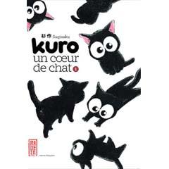 Acheter Kuro, un cœur de chat sur Amazon