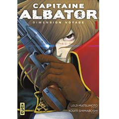 Acheter Capitaine Albator – Dimension Voyage sur Amazon