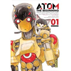 Acheter Atom the Beginning sur Amazon