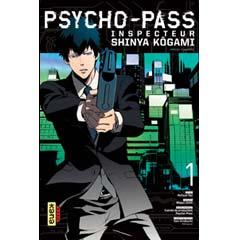 Acheter Psycho-Pass - Inspector Shinya sur Amazon