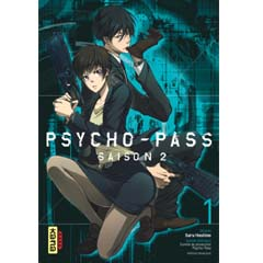 Acheter Psycho-Pass Saison 2 sur Amazon