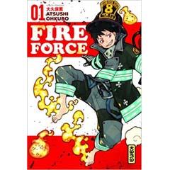 Acheter Fire Force sur Amazon
