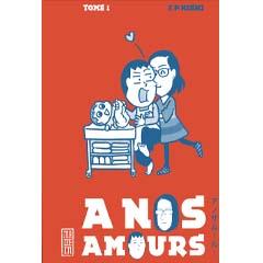 Acheter A nos amours ! sur Amazon