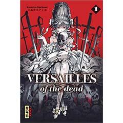 Acheter Versailles of the Dead sur Amazon