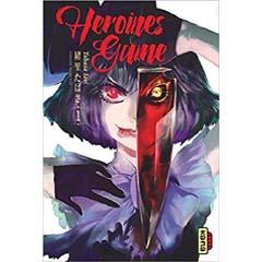 Acheter Heroines Game sur Amazon