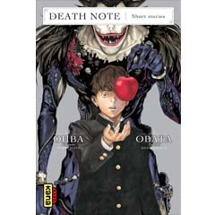 Acheter Death Note Short Stories sur Amazon