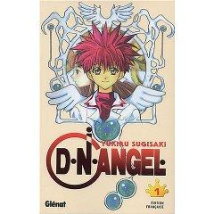 Acheter D.N. Angel sur Amazon