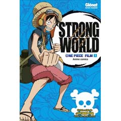 Acheter One Piece Strong World - Animé Comics sur Amazon