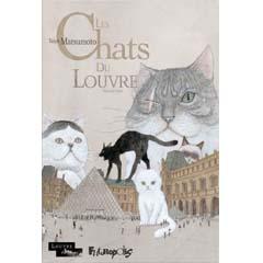 Acheter Les Chats du Louvre sur Amazon
