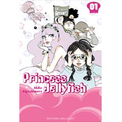Acheter Princess Jellyfish sur Amazon
