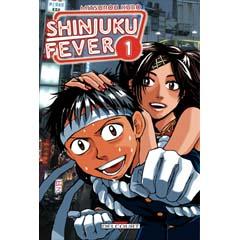 Acheter Shinjuku Fever sur Amazon