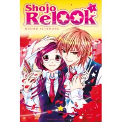 Acheter Shojo Relook sur Amazon
