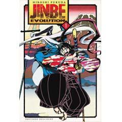 Acheter Jinbé Evolution sur Amazon
