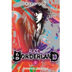 Acheter Alice in Borderland sur Amazon