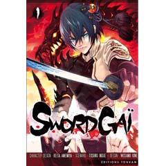 Acheter Swordgaï sur Amazon