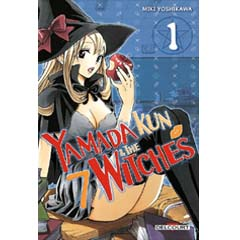 Acheter Yamada-kun and the Seven Witches sur Amazon