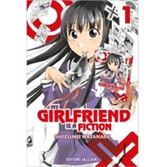 Acheter My girlfriend is a fiction sur Amazon