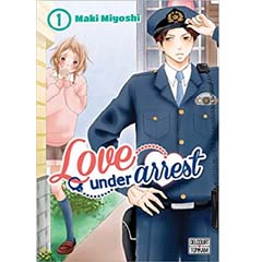 Acheter Love under arrest sur Amazon