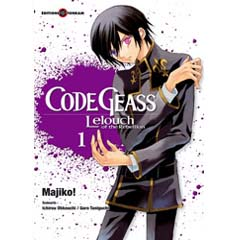 Acheter Code Geass - Lelouch Rebellion sur Amazon