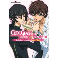 Acheter Code Geass - Knight for girls sur Amazon