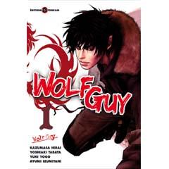 Acheter Wolf Guy sur Amazon