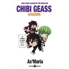 Acheter Chibi Geass sur Amazon
