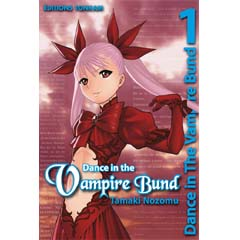 Acheter Dance in the Vampire Bund sur Amazon