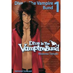 Acheter Dive in the Vampire Bund sur Amazon