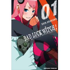 Acheter Bad Luck Witch sur Amazon