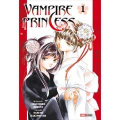 Acheter Vampire Princesse Miyu sur Amazon