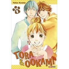 Acheter Tora et Ookami sur Amazon
