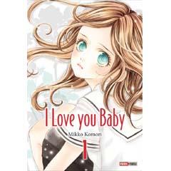 Acheter I love you baby sur Amazon