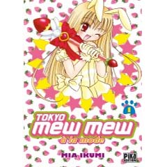 Acheter Tokyo Mew Mew a la Mode sur Amazon
