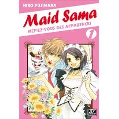 Acheter Maid Sama sur Amazon