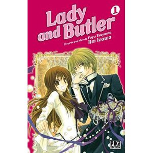 Acheter Lady and Butler sur Amazon