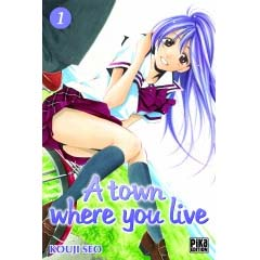 Acheter A town where you live sur Amazon