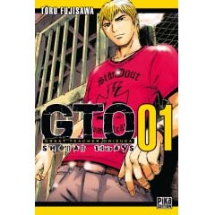 Acheter GTO Shonan 14 Days sur Amazon